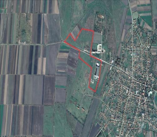Industrial Zone- Jasa Tomic