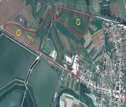 Industrial Zone- Secanj