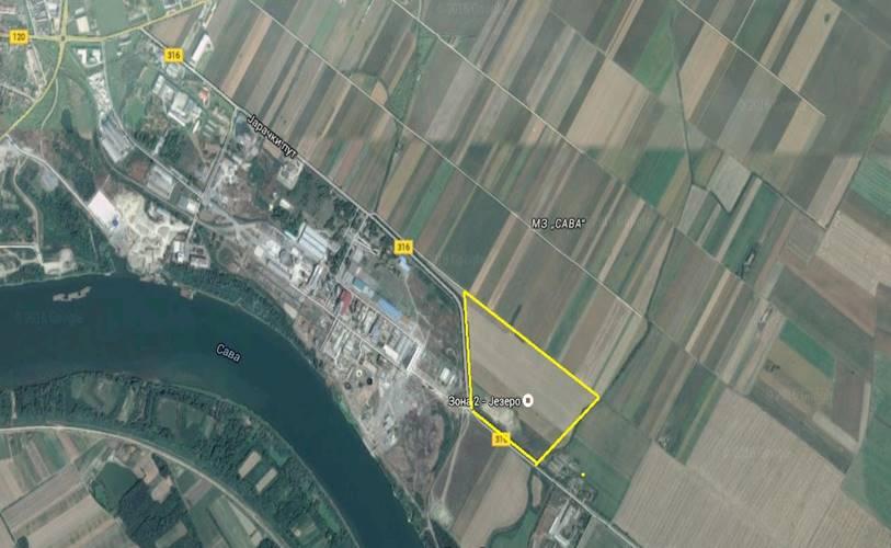 Industrial Zone Jezero