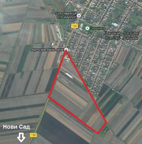 Industrial Zone – block 38 & 39