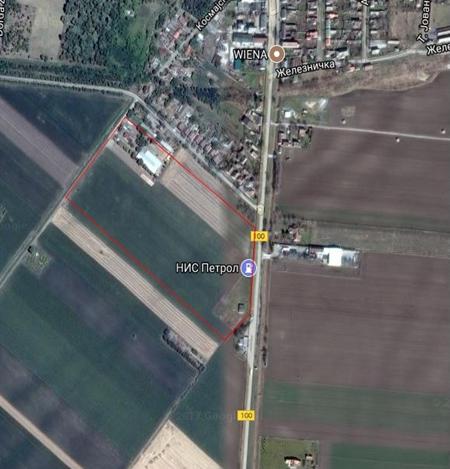 Industrial Zone – Road to Novi Sad