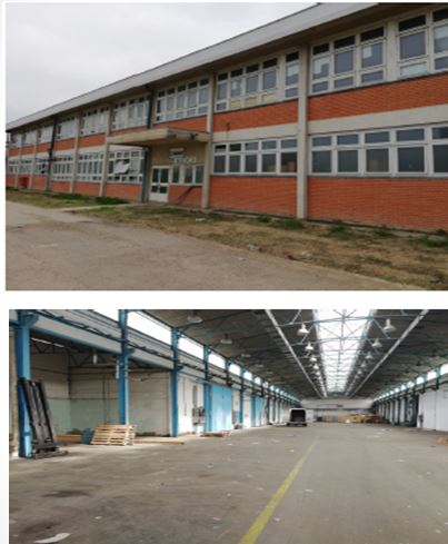 Production Hall & Warehouse Mikom d.o.o.Located in North Industrial Zone