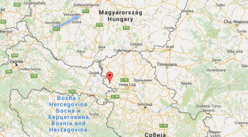 Bac mapa