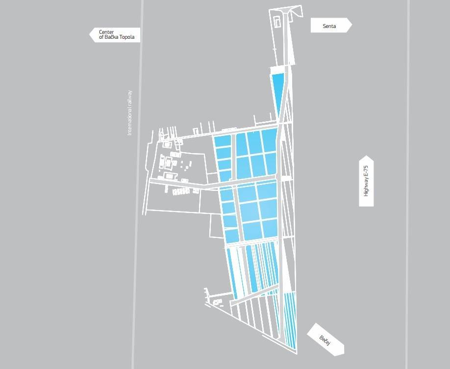 Industrial Park Backa Topola
