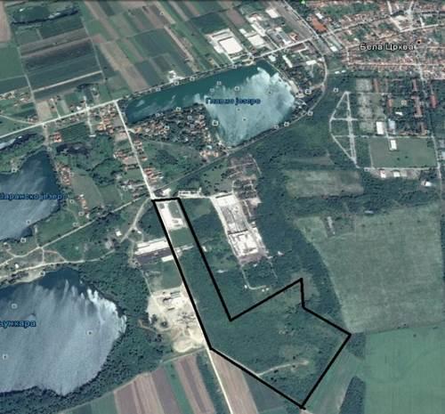 Industrial park NERA