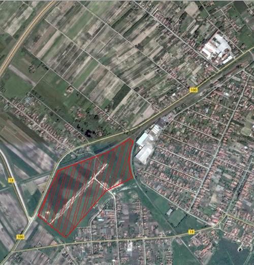Industrial Park Horgos
