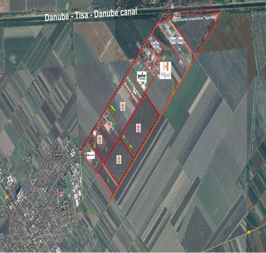 Industrial free zone Odzaci