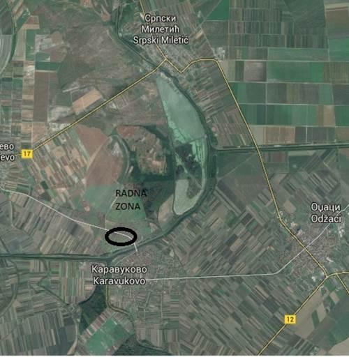 Industrial zone Karavukovo