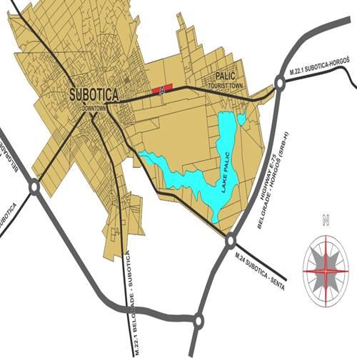 Commercial Zone Petar Drapsin