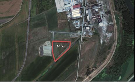 Industrial zone – block 119