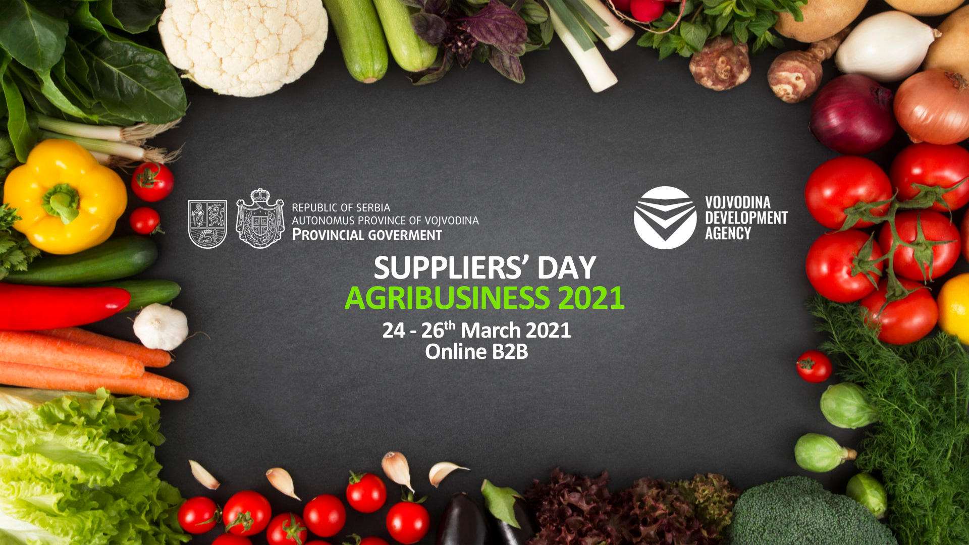 Suppliers' Day – Agribusiness 2021, part 2